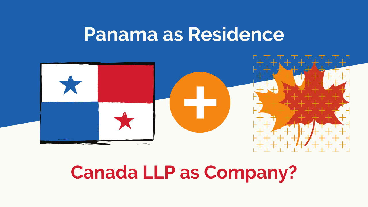 Panama Residency and Canada LLP