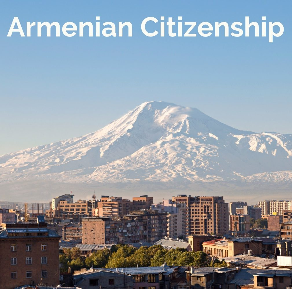 Armenian Citizenship Report
